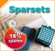 Clever & Schnell! Staubbeutel-Packs – Alles dran, alles drin!