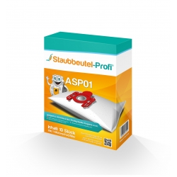 10 Staubsaugerbeutel geeignet für Lux Bolero Z 5003 von Staubbeutel-Profi®