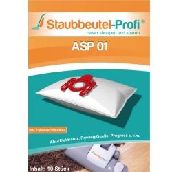 10  Staubsaugerbeutel für Lux Bolero Z 5003  von Staubbeutel-Profi®