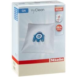4 Staubsaugerbeutel Miele GN HyClean für Miele S 8340 EcoLine hier online bestellen.