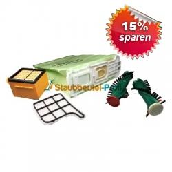 Sparset geeignet für Vorwerk Kobold 135/136 16tlg grün hier online bestellen.